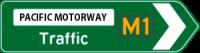 M1 Pacific Motorway NSW (F3 Freeway)