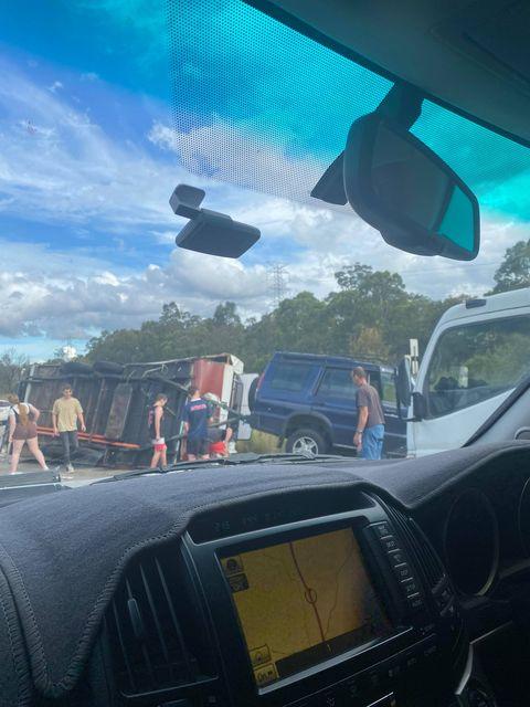 Caravan Crash Wakefield